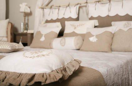 linge de lit charme Engagements   Escapades Champêtres linge de maison décoration linge de lit charme