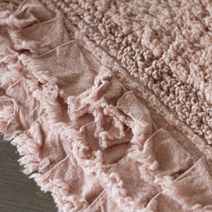 Tapis-bain-franges-volants-rose-zoom