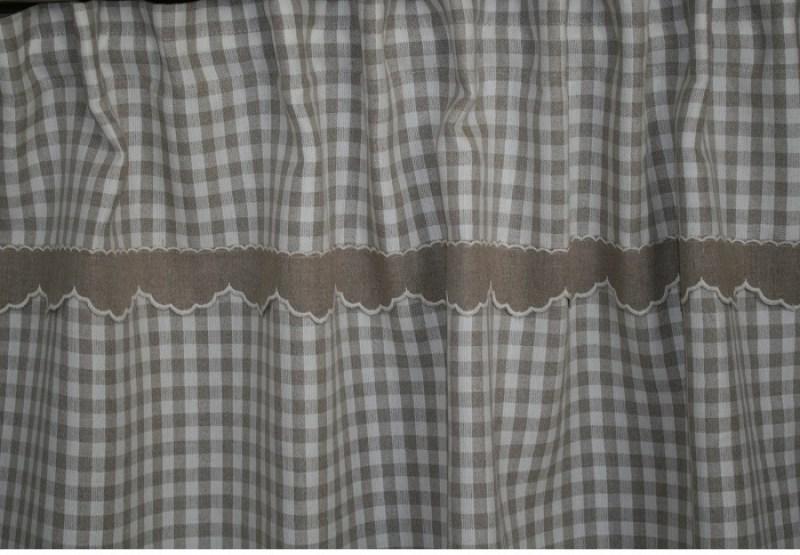 rideau sous vier sur mesure rideau sous vier chlo. Black Bedroom Furniture Sets. Home Design Ideas